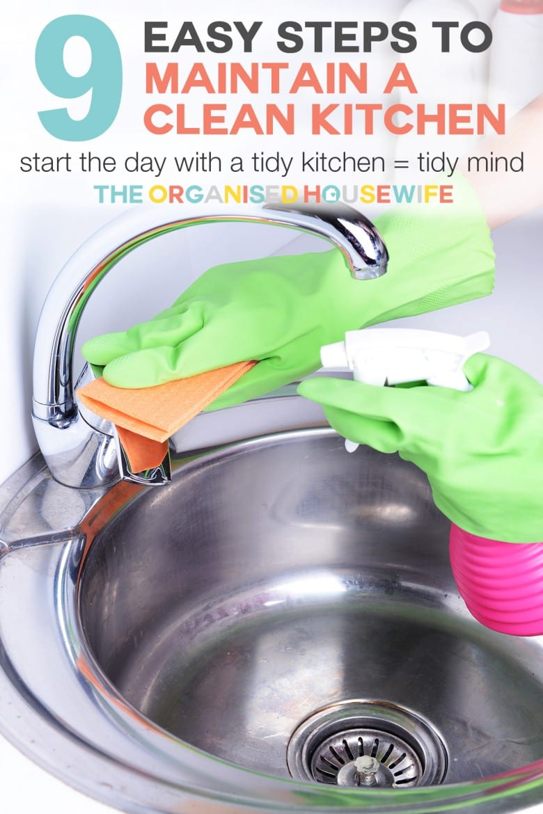 9-easy-steps-to-maintain-a-clean-kitchen