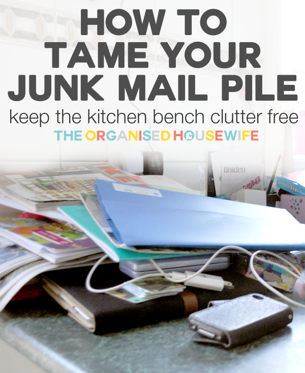 How to tame your Junk Mail pile