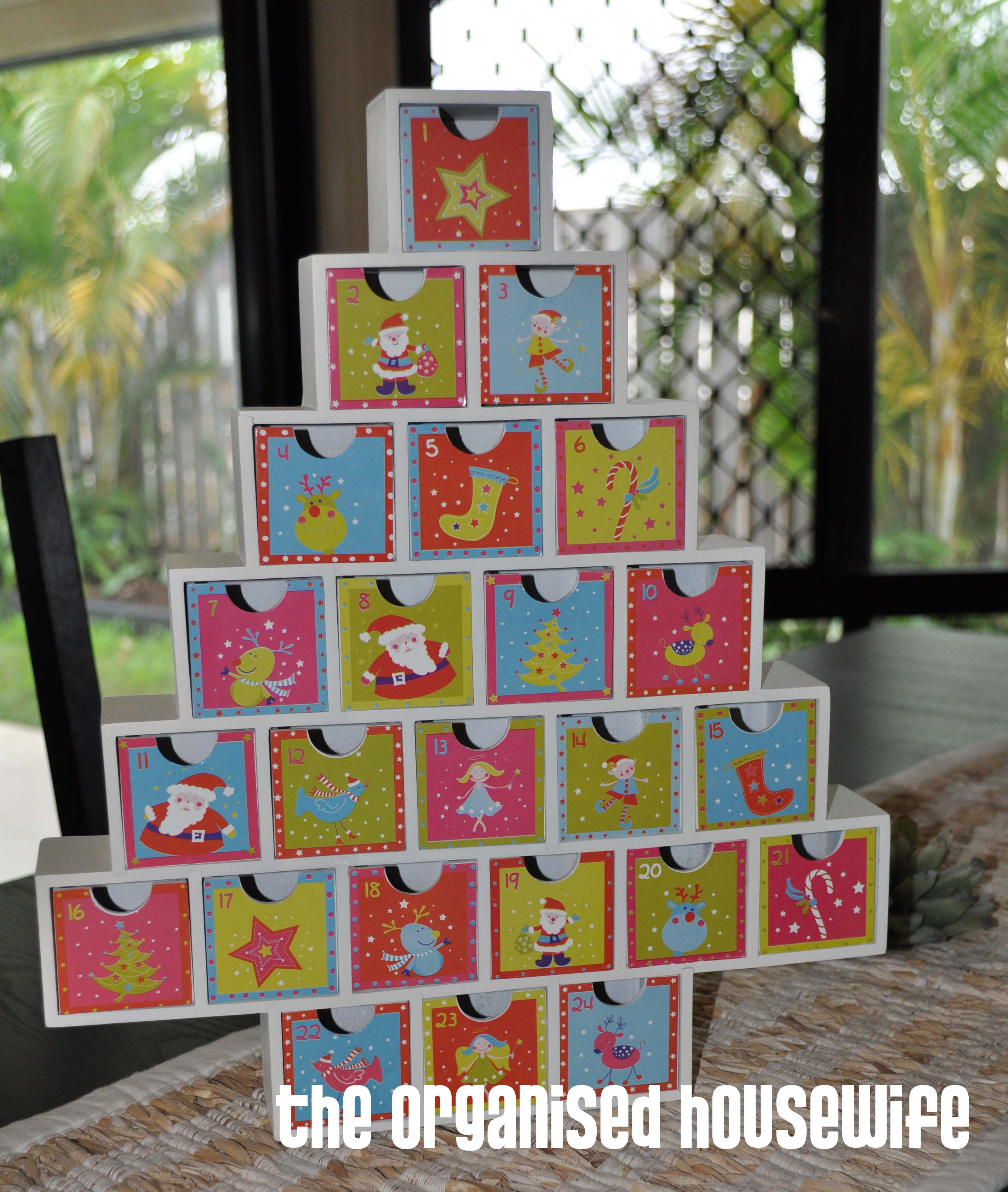 Advent Calendar Gift Ideas : Christmas planning gifts to put in an advent calendar or
