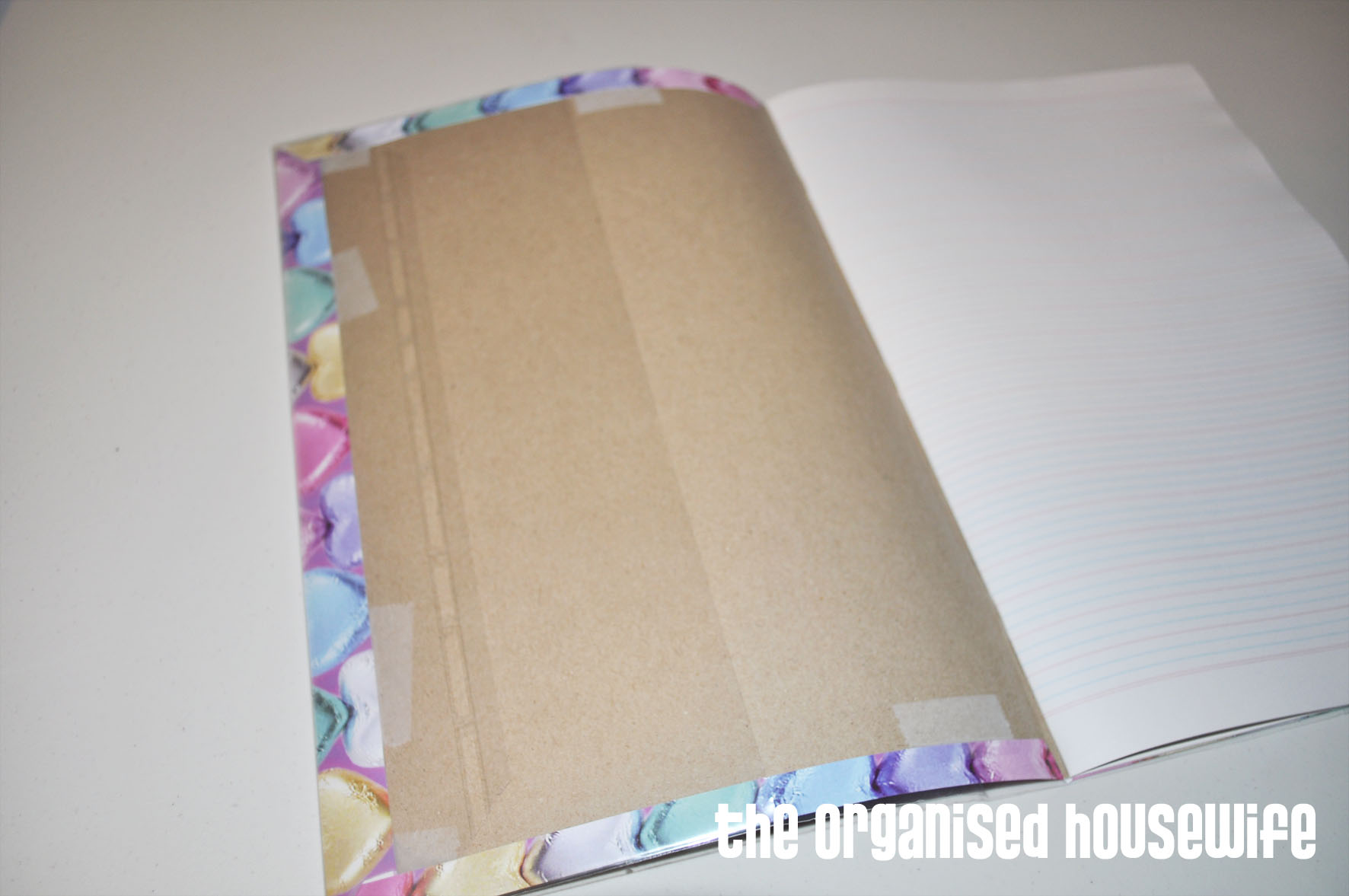 Cool Textbook Cover Ideas : Back to school ideas for covering books the