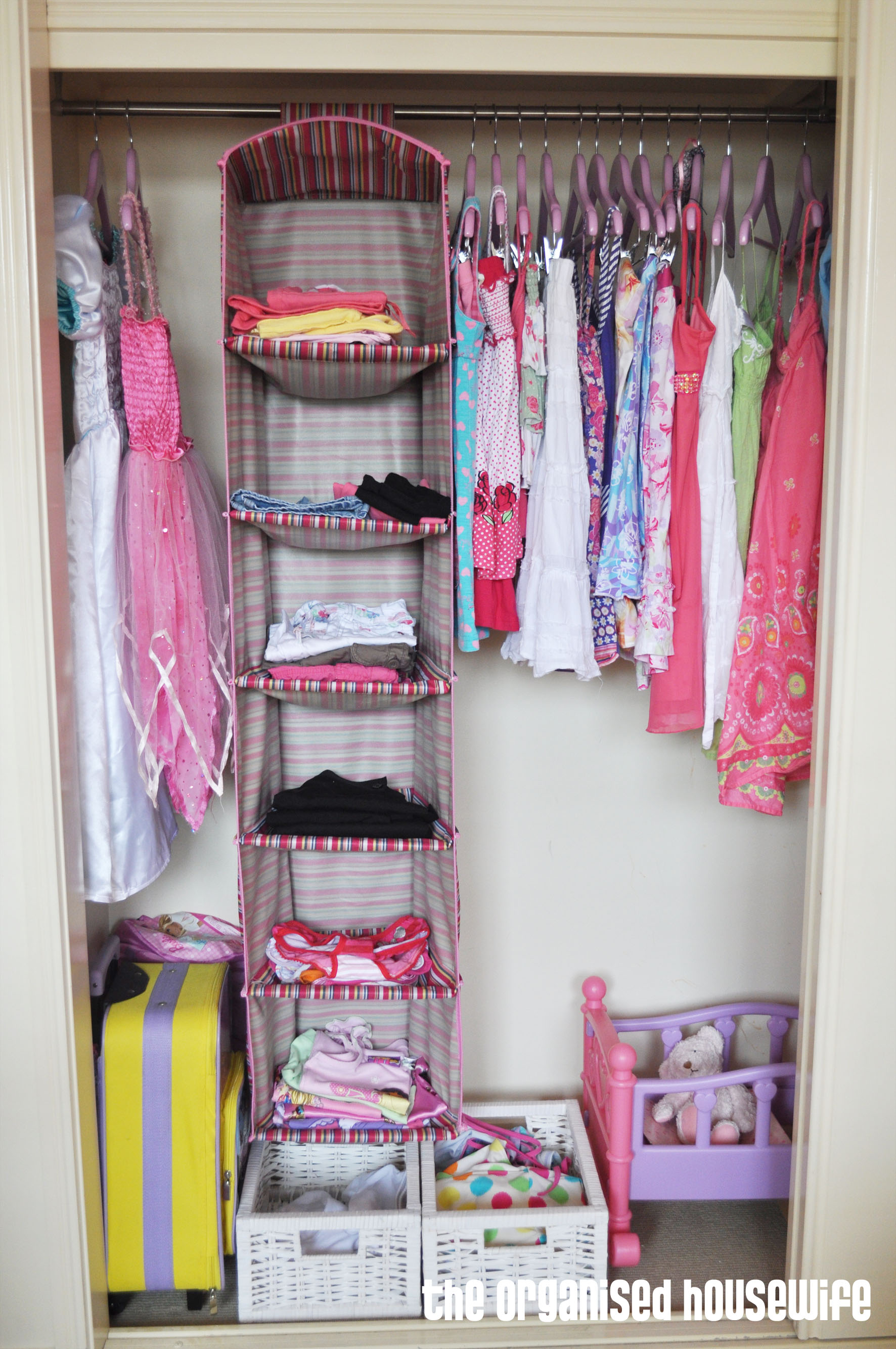 Back To School Organising The Kids Wardrobe The Organised Housewife