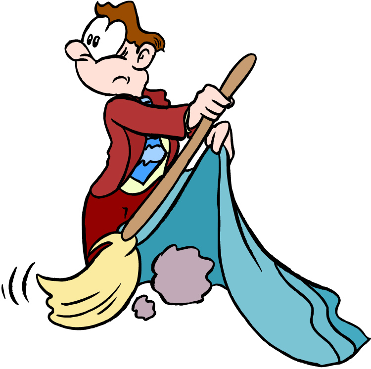 Cleaning Task Clean Under Your Floor Rugs The