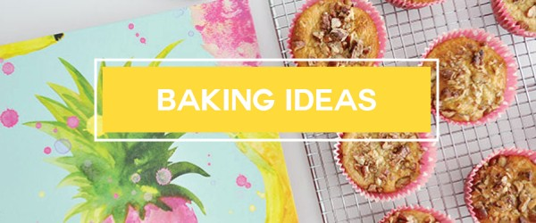 baking recipe ideas