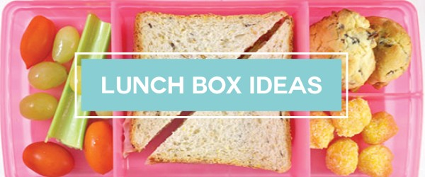 lunch box recipe meal ideas
