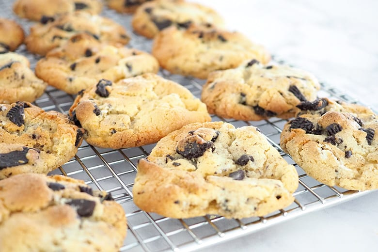 Quick and easy Oreo Cookie recipe for kids and children
