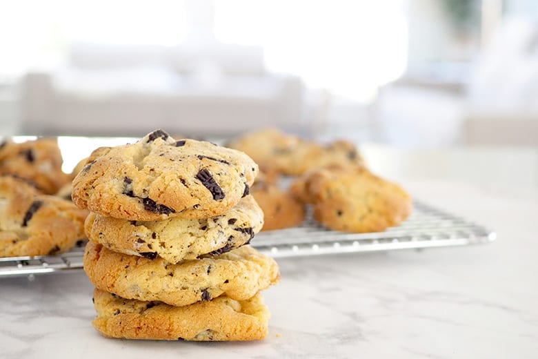 Yummy easy Oreo Choc Chip Cookie Recipe
