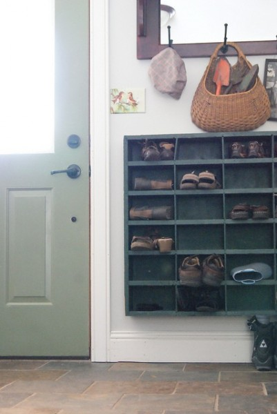 shoe storage ideas the organised housewife. Black Bedroom Furniture Sets. Home Design Ideas