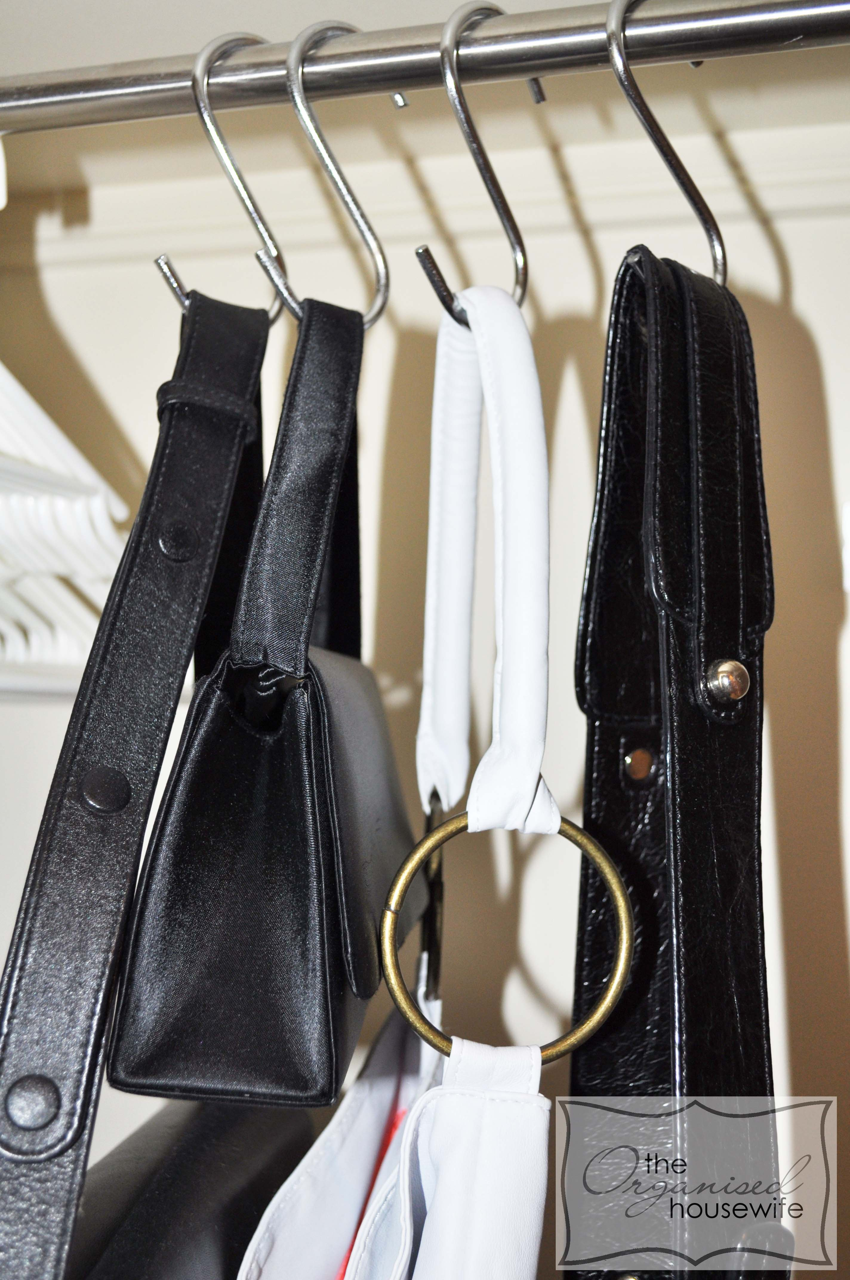 Organising How To Organise And Store Your Handbags The