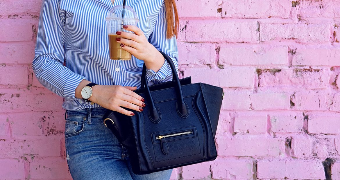 Handbags aren't just a fashion statement, they are essential for carrying around all our 'stuff', but they are also one item we forget to keep clean and organised.