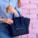 How to clean the outside of your handbag