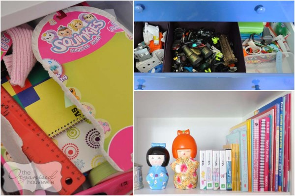 which child tidy style