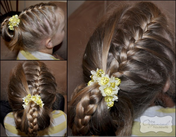 hair styles fir school hairstyles for school the organised 6938
