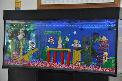 Love it like it link it 8 the organised housewife for Mario fish tank