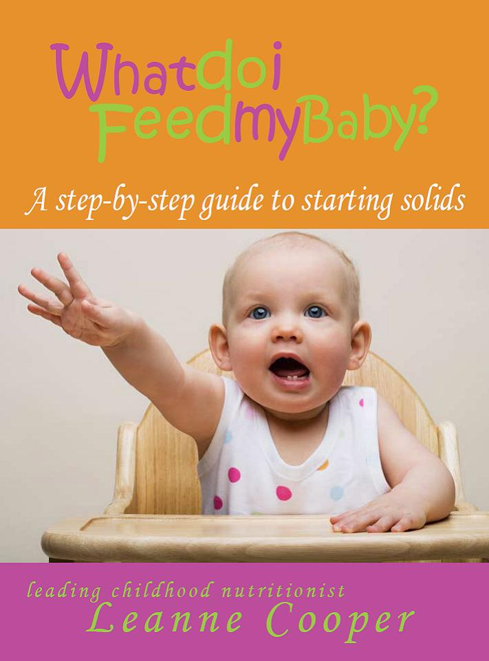 9 - what do I feed my baby