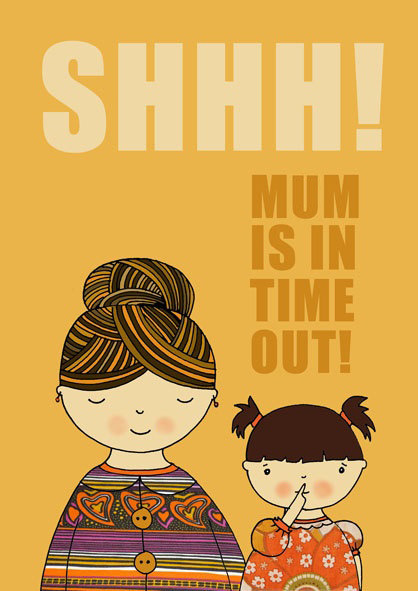 mum time out