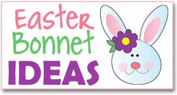 easter bunny hat template - more easter bonnet hat ideas the organised housewife