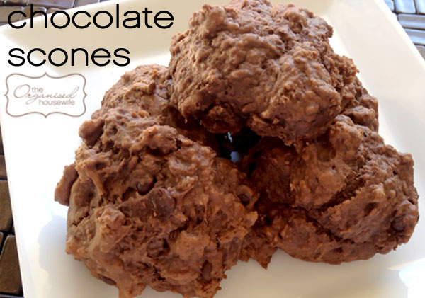 chocolate chip scones 5