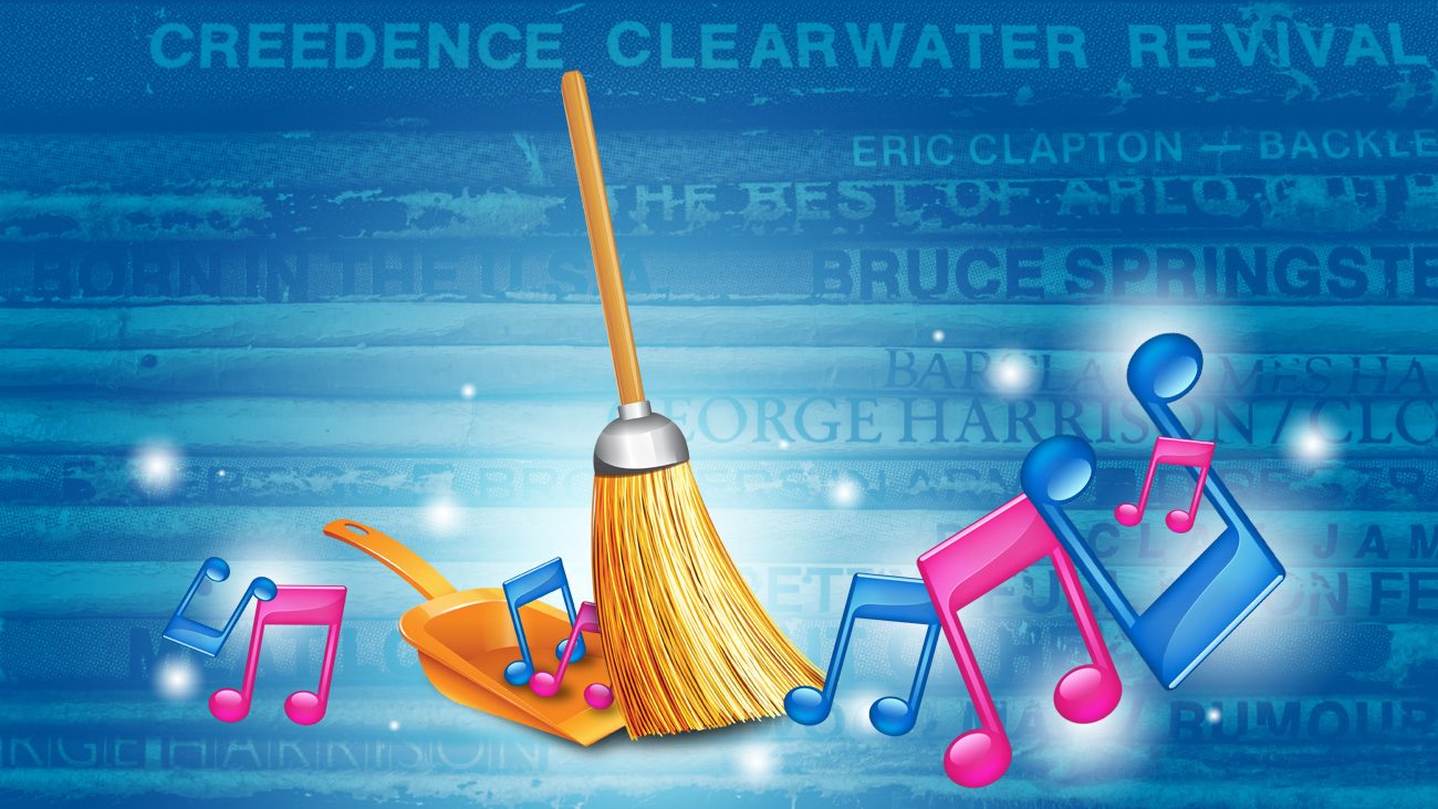 Top Songs To Clean Your House To The Organised Housewife