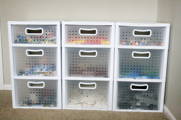 More Lego Storage Ideas The Organised Housewife