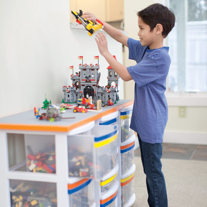 Lego Organising and Storage 4