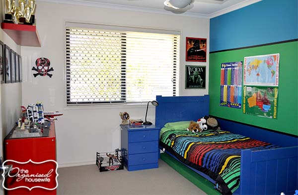 How To Decorate A Room On A Budget: Budget Friendly Ideas For Decorating A Boys Bedroom