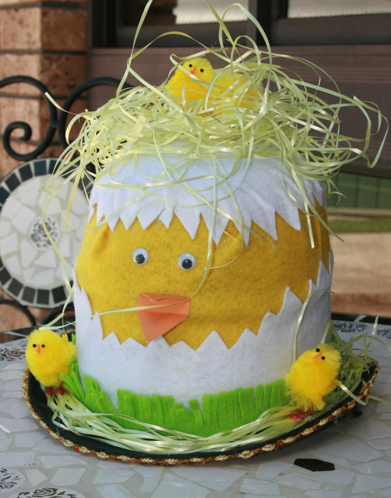 More Easter Bonnet Amp Hat Ideas The Organised Housewife