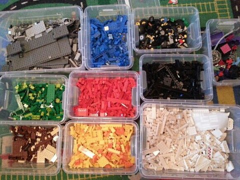 Readers Fantastic Lego Storage Solutions