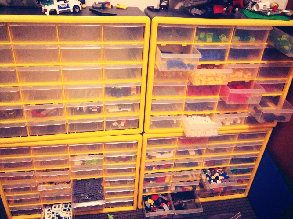 40 Awesome Lego Storage Ideas The Organised Housewife