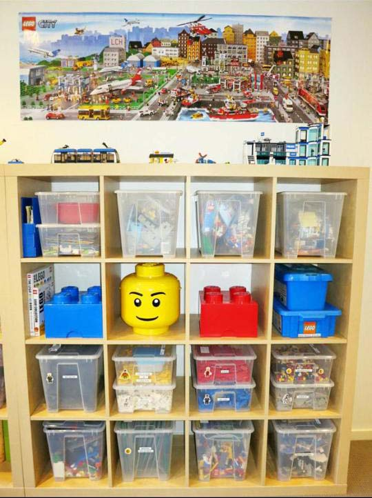 readers fantastic lego storage solutions - Boys Room Lego Ideas