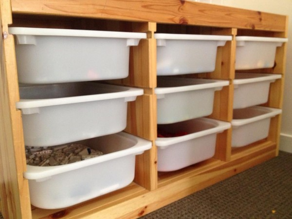 40+ Awesome Lego Storage Ideas - The Organised Housewife
