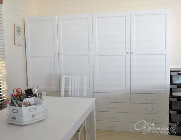 Scrapbook Rooms Using Ikea Furniture