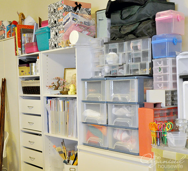 Craft Room Overhaul 2