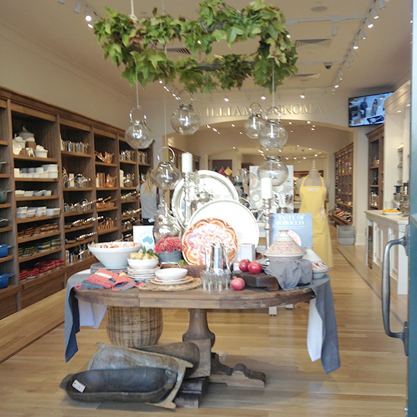 Pottery Barn West Elm And Williams Sonoma Have Opened In