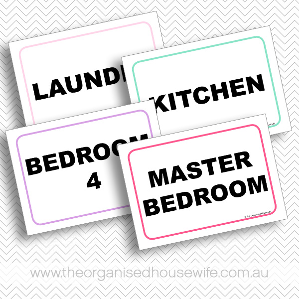moving home checklist and how to pack tips the organised housewife. Black Bedroom Furniture Sets. Home Design Ideas