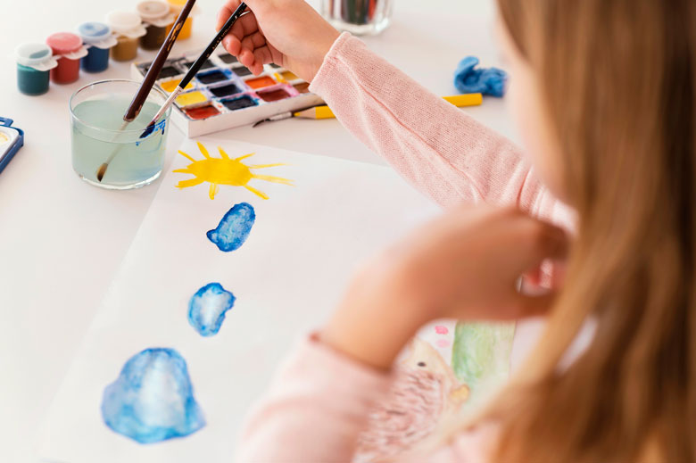 kid craft ideas