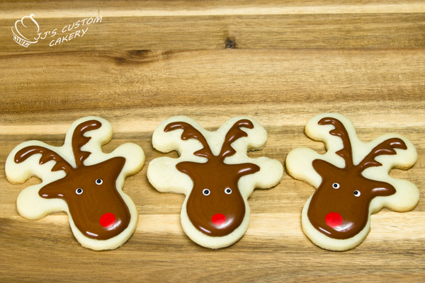 {The Organised Housewife} How to make gingerbread reindeer 10
