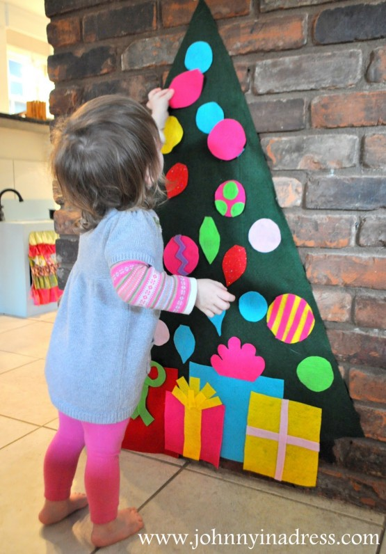 child proof christmas tree 1