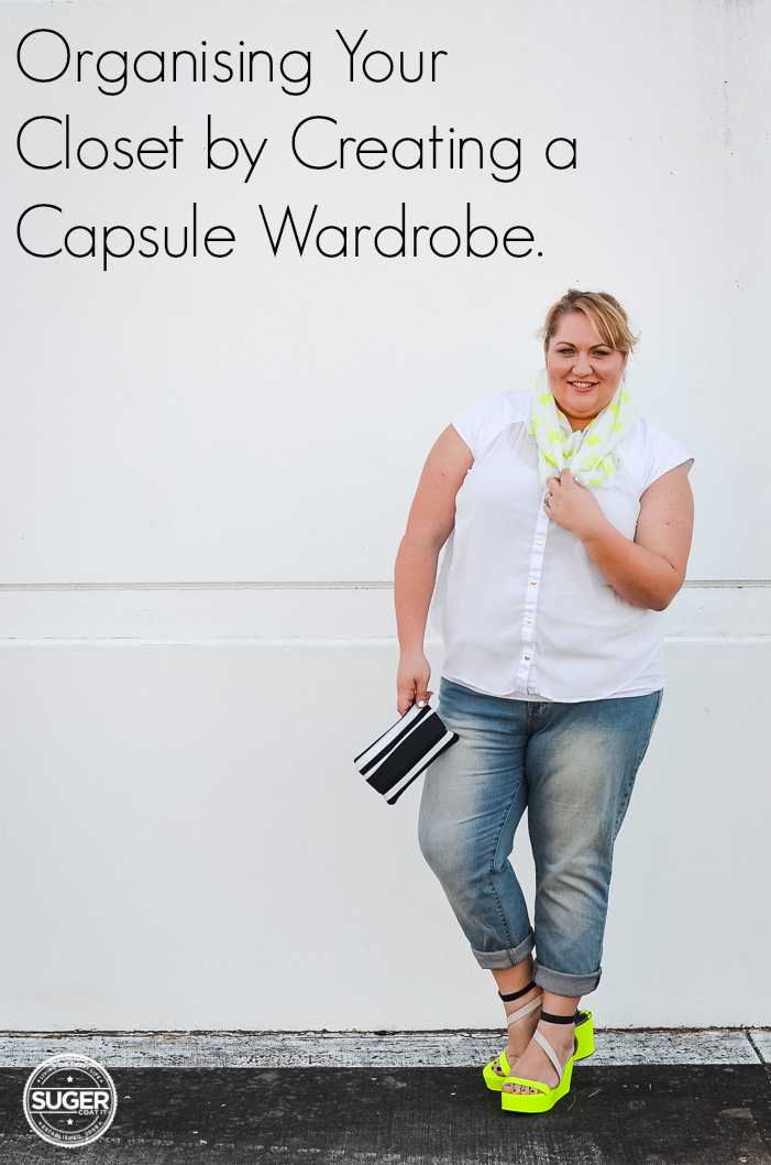 organising your closet by creating a capsule wardrobe -1