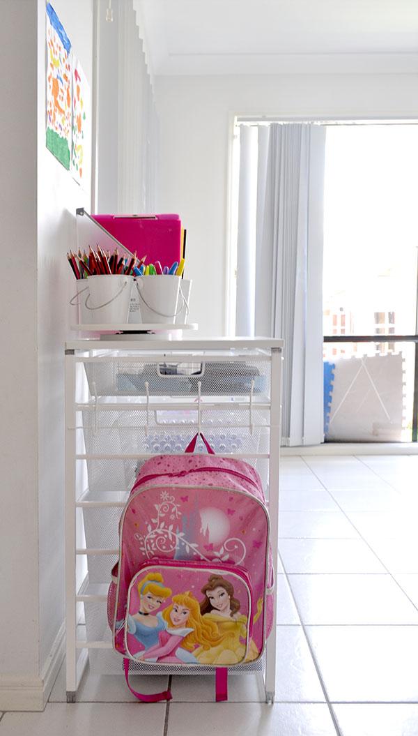 The Organised Housewife Homework Nook 8