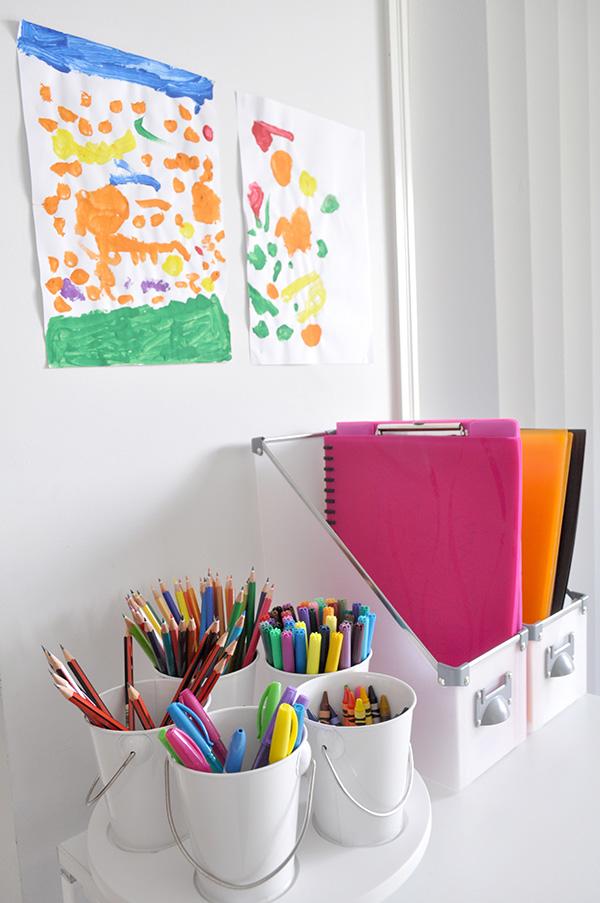 The Organised Housewife Homework Nook 9