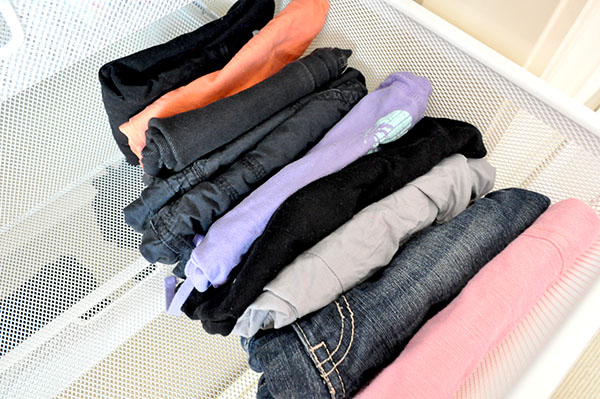 The Organised Housewife Tween Wardrobe Make Over 15