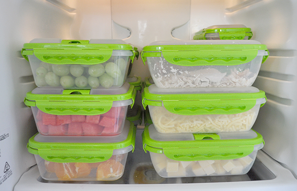 {The Organised Housewife} Organising the Fridge and freezer 14