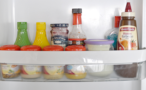 {The Organised Housewife} Organising the Fridge and freezer 20