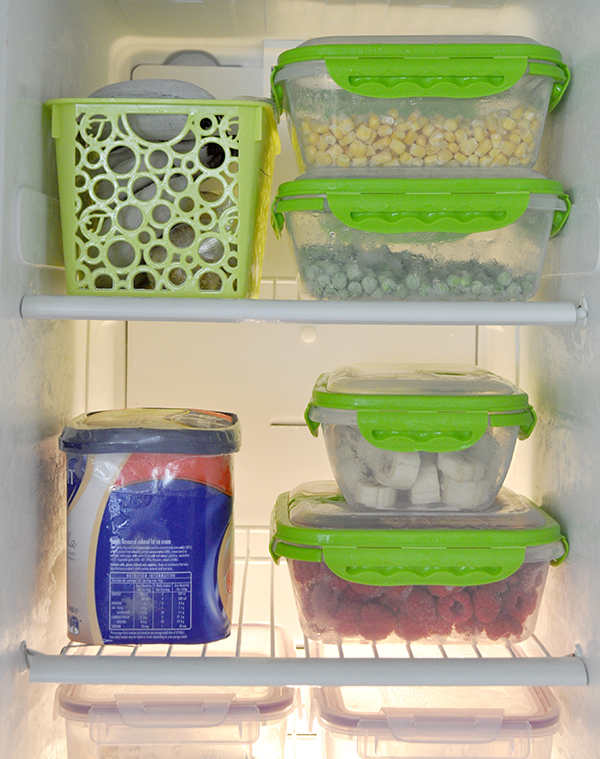 {The Organised Housewife} Organising the Fridge and freezer 21