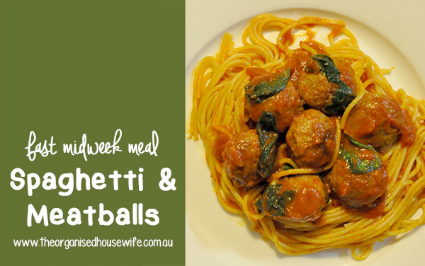 {The-Organised-Housewife}-Easy-Midweek-Meal-Spaghetti-and-Meatballs