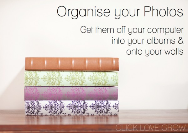 Organise your Photos a