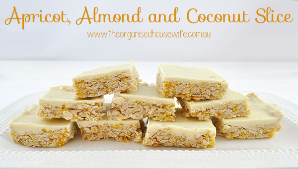 {The-Organised-Housewife}-Apricot,-Almond-and-Coconut-Slice