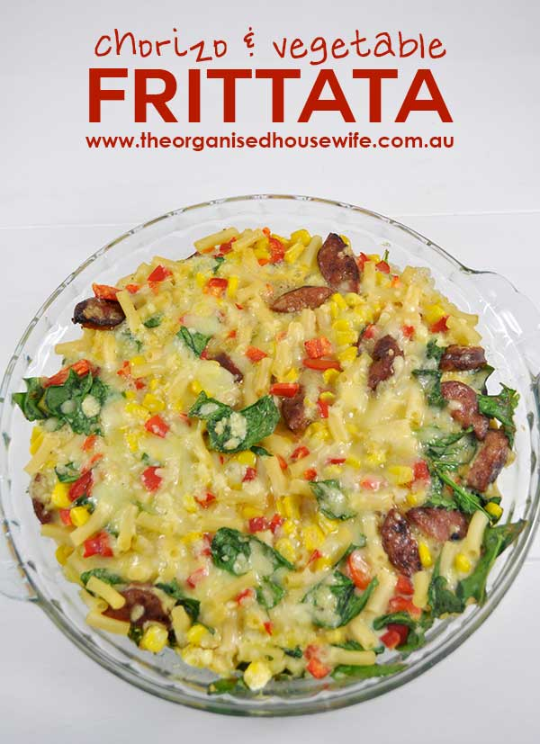 {THE-ORGANISED-HOUSEWIFE}-Chorizo-and-Vegetable-Frittata