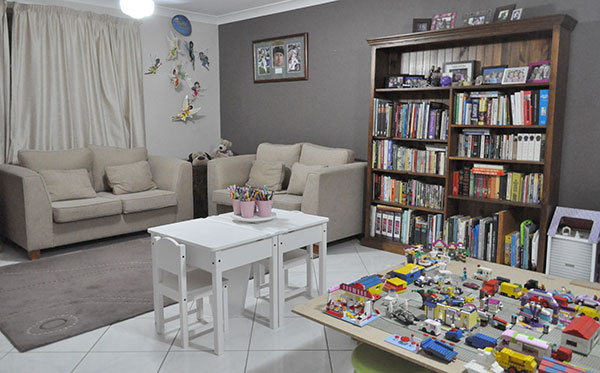 Storage solutions and ideas