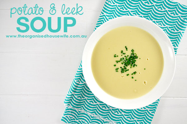 {The-Organised-Housewife}-Potato-and-Leek-Soup